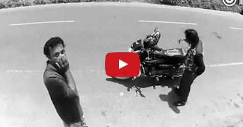 VIDEO: Manusia Lebih Takut Terekam CCTV Daripada Terekam Oleh Allah