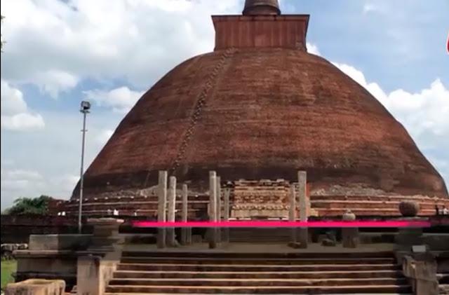 Jetavanarama Temple Sri Lanka