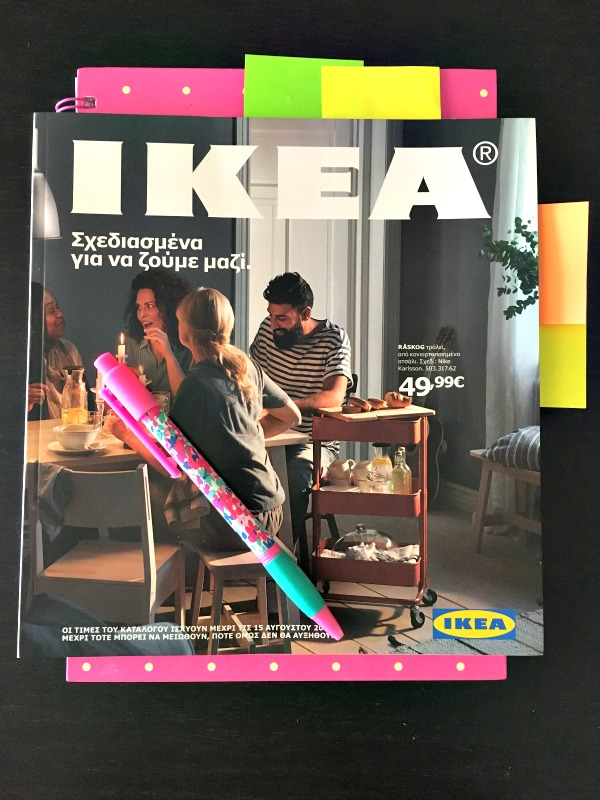 Favorite products from 2017 IKEA Catalog - Ioanna's Notebook
