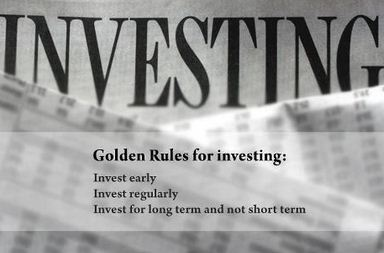 Golden Rules for Investing