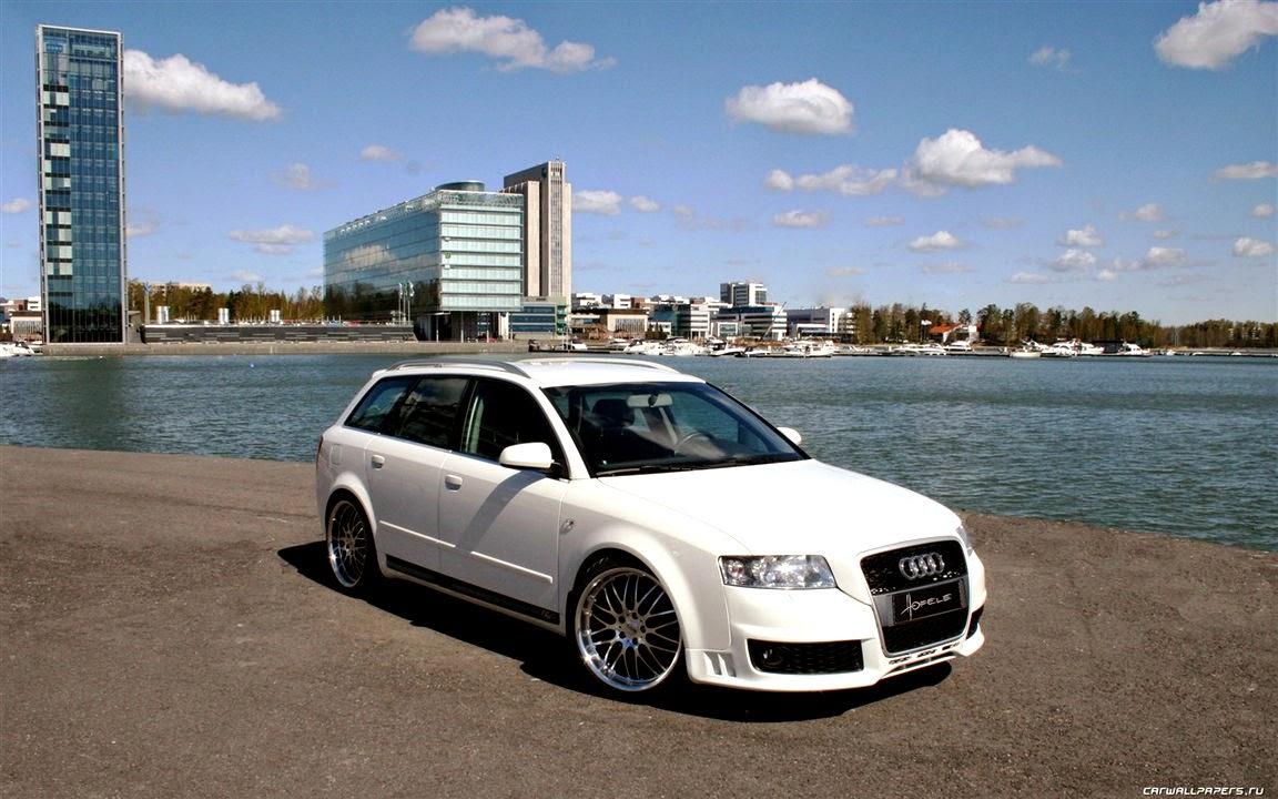 Audi A4 B6 Wallpaper