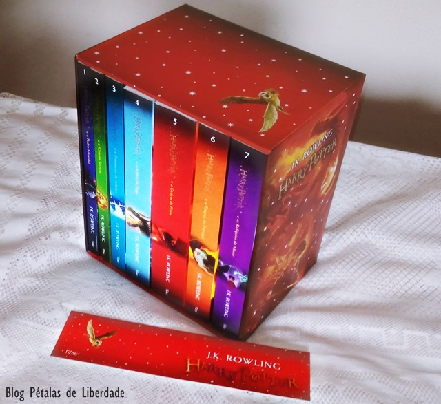 Vídeo, box-Harry-Potter-exclusivo-Amazon, review, melhor, fotos