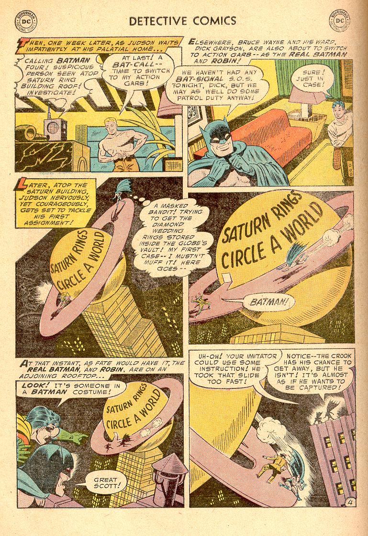 Detective Comics (1937) 222 Page 5