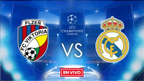 Viktoria Plzen vs Real Madrid: Como y Cuando Ver el Partido / Aqui