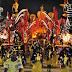 Confira as fotos do desfile do Paraíso do Tuiuti