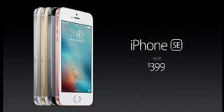 Spesifikasi Dan Harga iPhone 6 SE