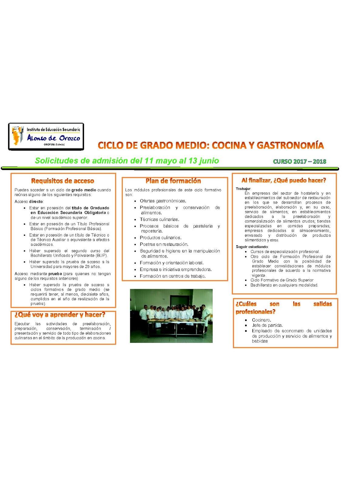 Noticias De Valdeverdeja Y Comarca Curso De Cocina Y