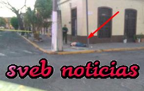Ejecutan a hombre en la calle Nicolás Bravo del Puerto de Veracruz