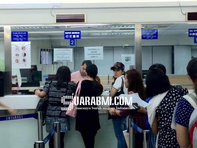 Begini Cara Ambil Paspor Mudah Praktis Tanpa Harus Antri Untuk BMI Hong Kong