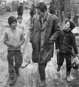 """Il """"Dio Mandrione"""" di Pasolini e Gabriella Ferri - Visita guidata """"Roma da vivere"""""""