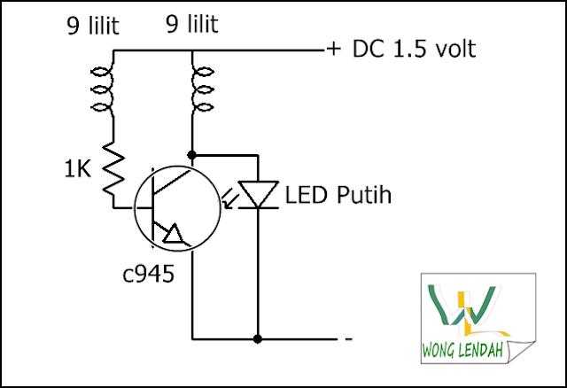 Yuk bikin lampu emergency dari bekas lampu hemat energy (LHE).