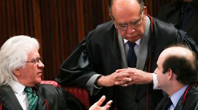 Chapa Dilma-Temer é absolvida pelo TSE, Gilmar decidiu votação