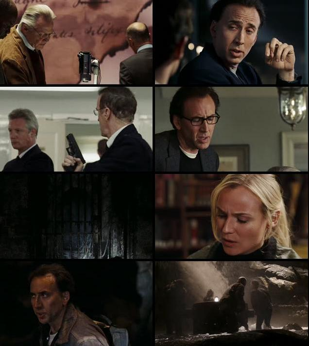 National Treasure Book of Secrets 2007 Dual Audio Hindi 480p BluRay
