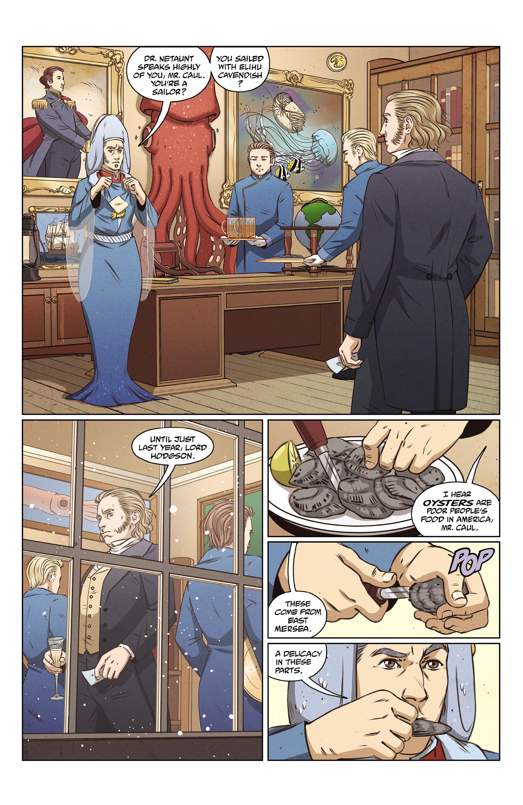 Read online Abe Sapien comic -  Issue #27 - 8