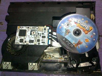 Cara mengatasi PS3 ODE tidak bisa baca game atau hardisk