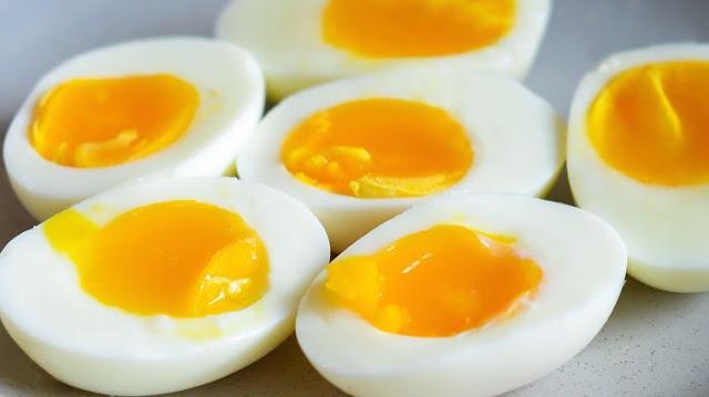 Terlalu Banyak Makan Telur Bisa Kena Sakit Jantung