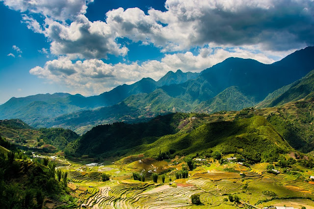 Sapa - One of the 50 most beautiful places on the planet