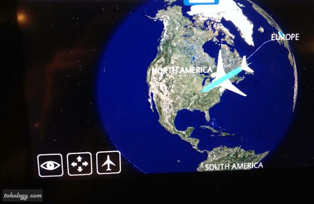 Destination: Toronto, Canada
