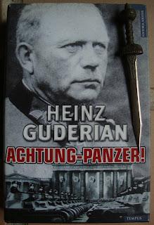 Portada del libro Achtung-Panzer!, de Heinz Guderian