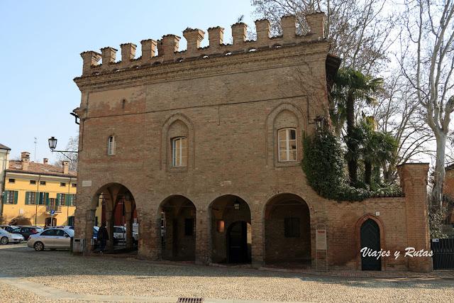 Scuderie Sanvitale, Fontanellato