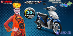 Sepeda Motor Mio J mati Mendadak