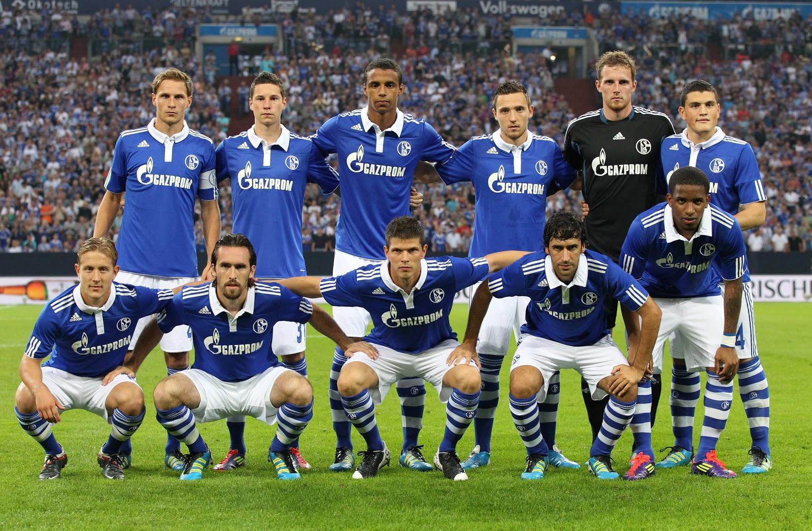 Schalke 04 Mannschaft