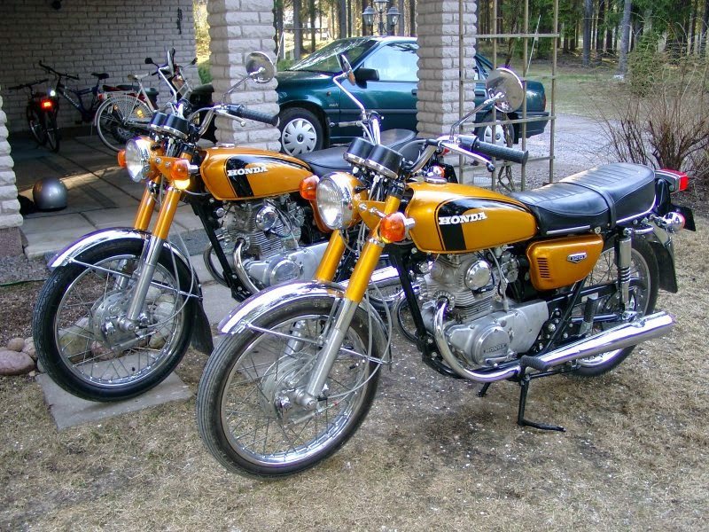 1973 Honda Cb 175 Cambio Manuale Ketsturrimaxml