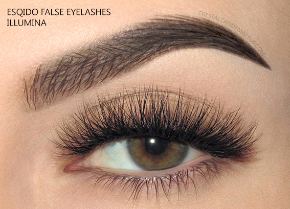 Esqido False Lashes Noire Collection Illumina