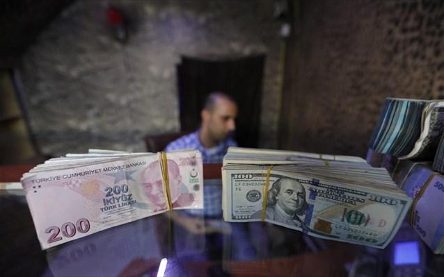 Η «δολαριοποίηση» απειλεί τώρα την Τουρκία