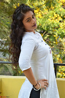 Kiran Chetwani in Denim and White Kurti  Exclusive 028.JPG
