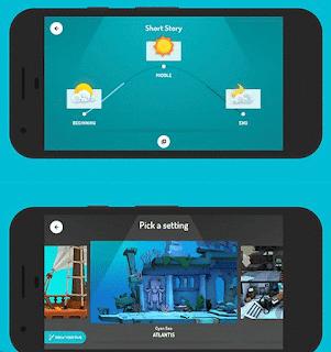 Cara Kreatif Membuat Video Kartun di Android