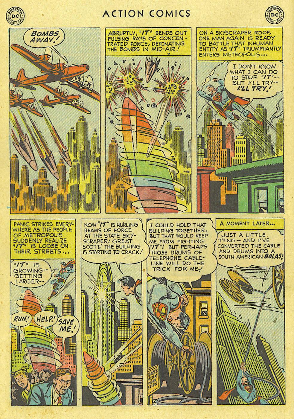 Action Comics (1938) 162 Page 4