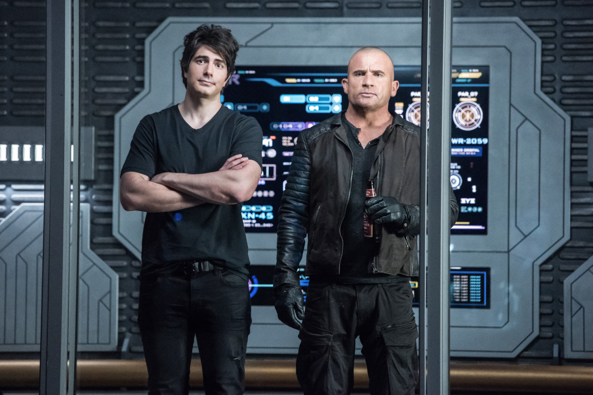 Controlradiouk Ifwelikeit Weplayit Legends Of Tomorrow Dancing
