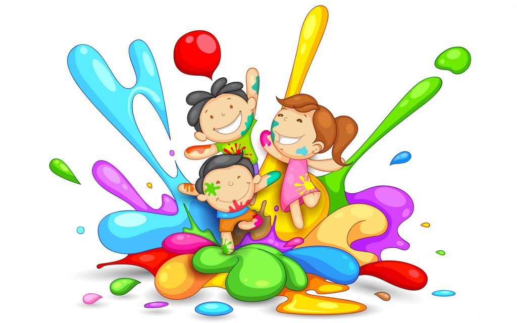 Happy Holi GIF Pictures Collection Download Free 2017