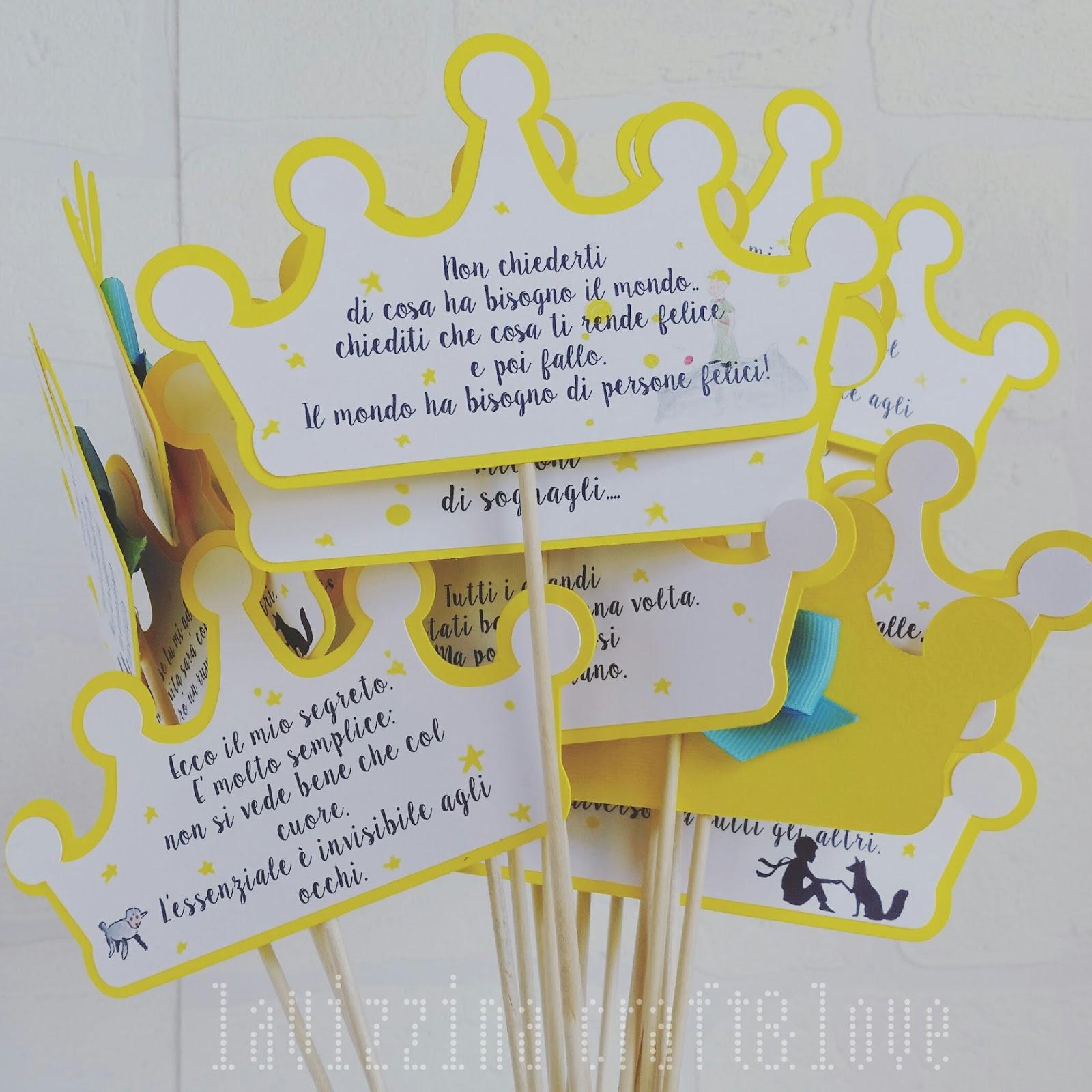 Matrimonio Tema Piccolo Principe : La vizzina craft love nicola il piccolo principe