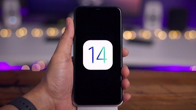 هل هاتف الIphone سيدعم ios14 ؟؟