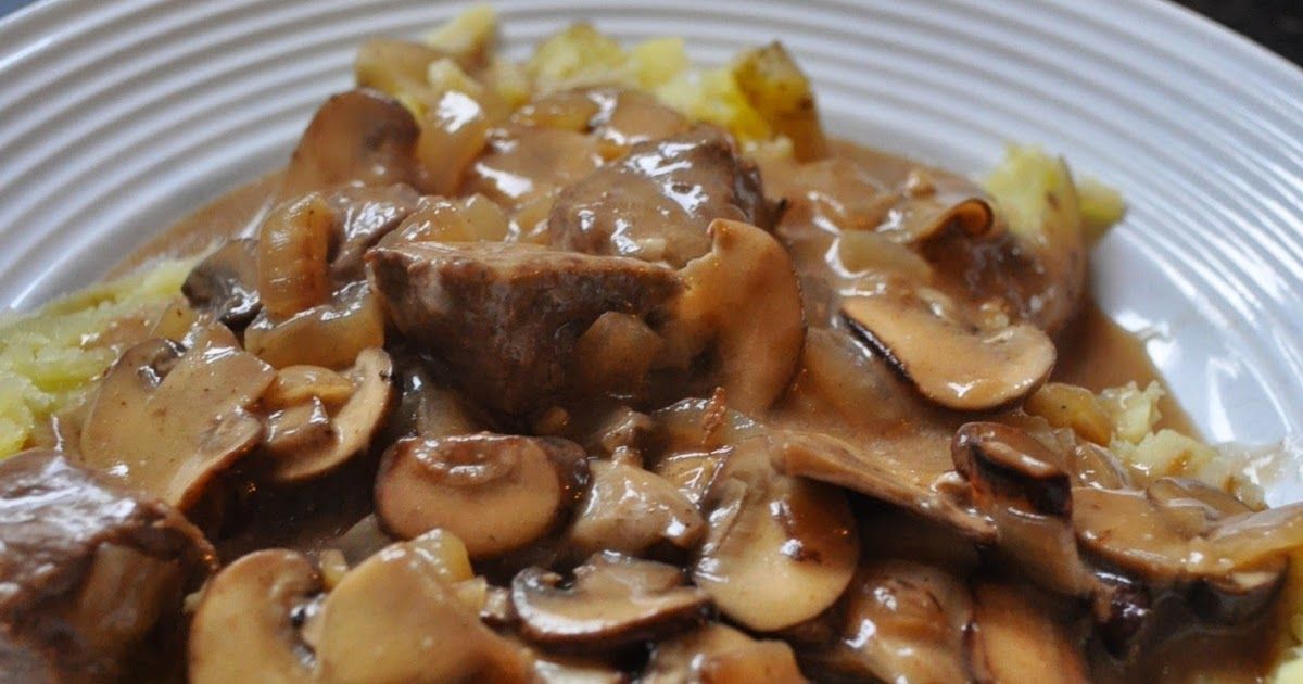Recipe: Beef Stroganoff Potatoes | The Food Hussy!