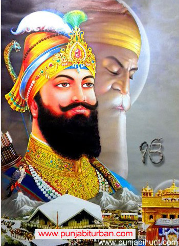 Sikhism wallpapers what is sat shri akal - Shri guru gobind singh ji wallpaper ...