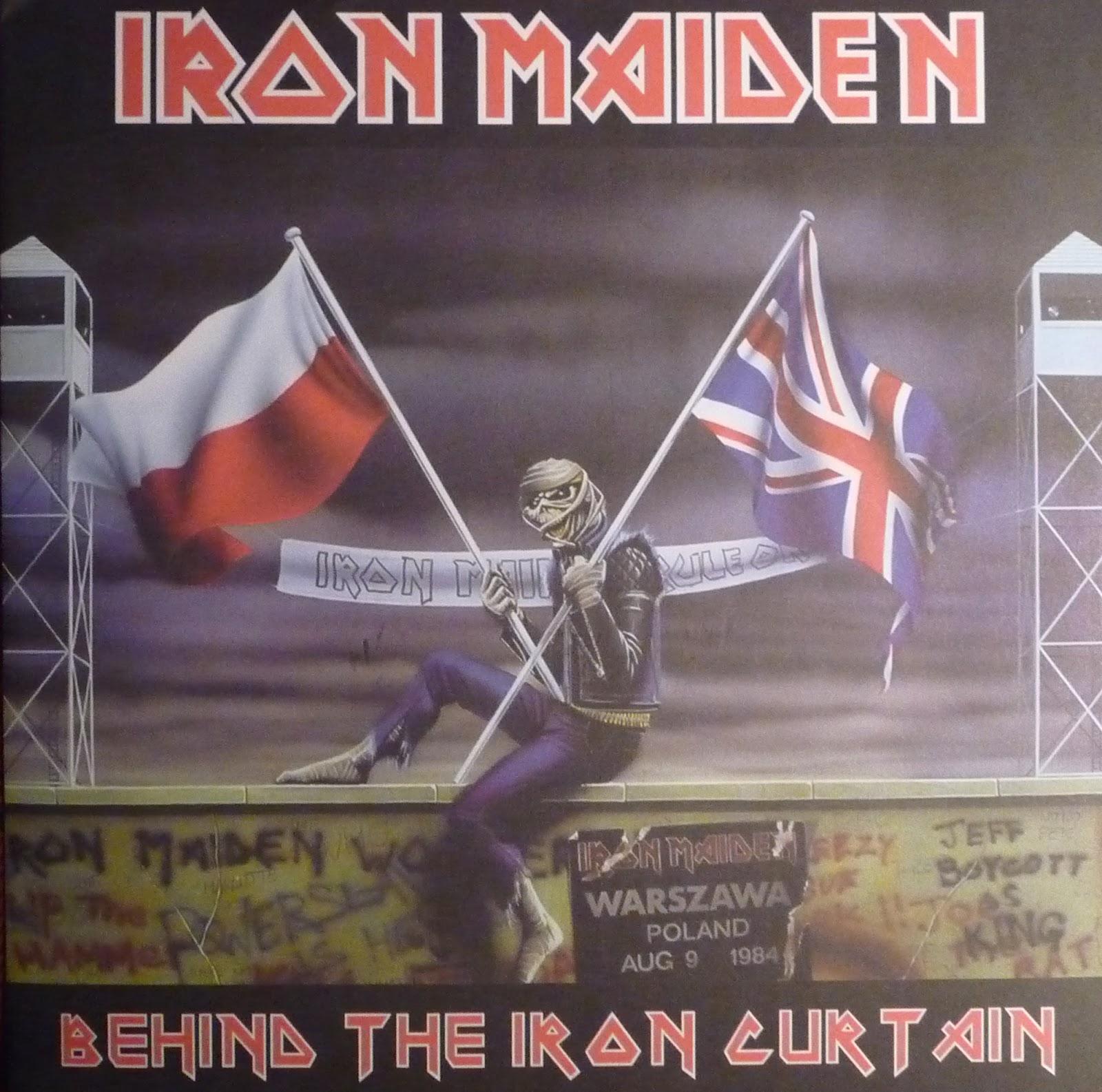 musica the trooper iron maiden krafta
