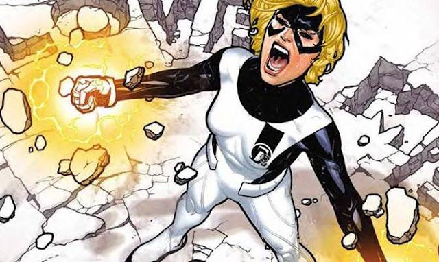 terra dc comics teen titans
