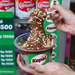 Panduan Resep Es Kepal Milo Super Trend Ala Makan Enak