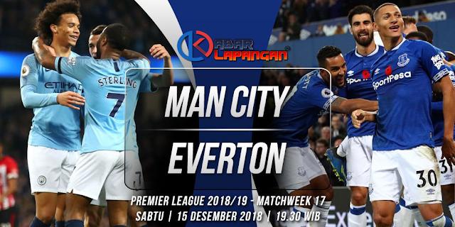 Prediksi Skor Bola Manchester City vs Everton Liga Inggris