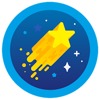 Fitbit Shooting Star Badge