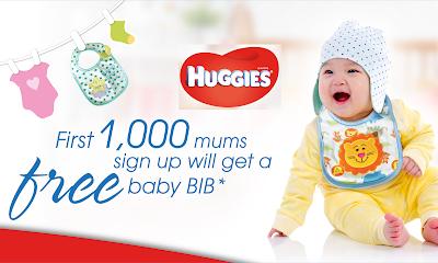 Huggies Malaysia Free Diaper Sample Giveaway