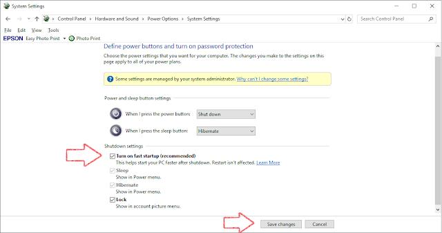 Cara Ampuh Mempercepat Kinerja, Booting dan Shutdown Windows 10