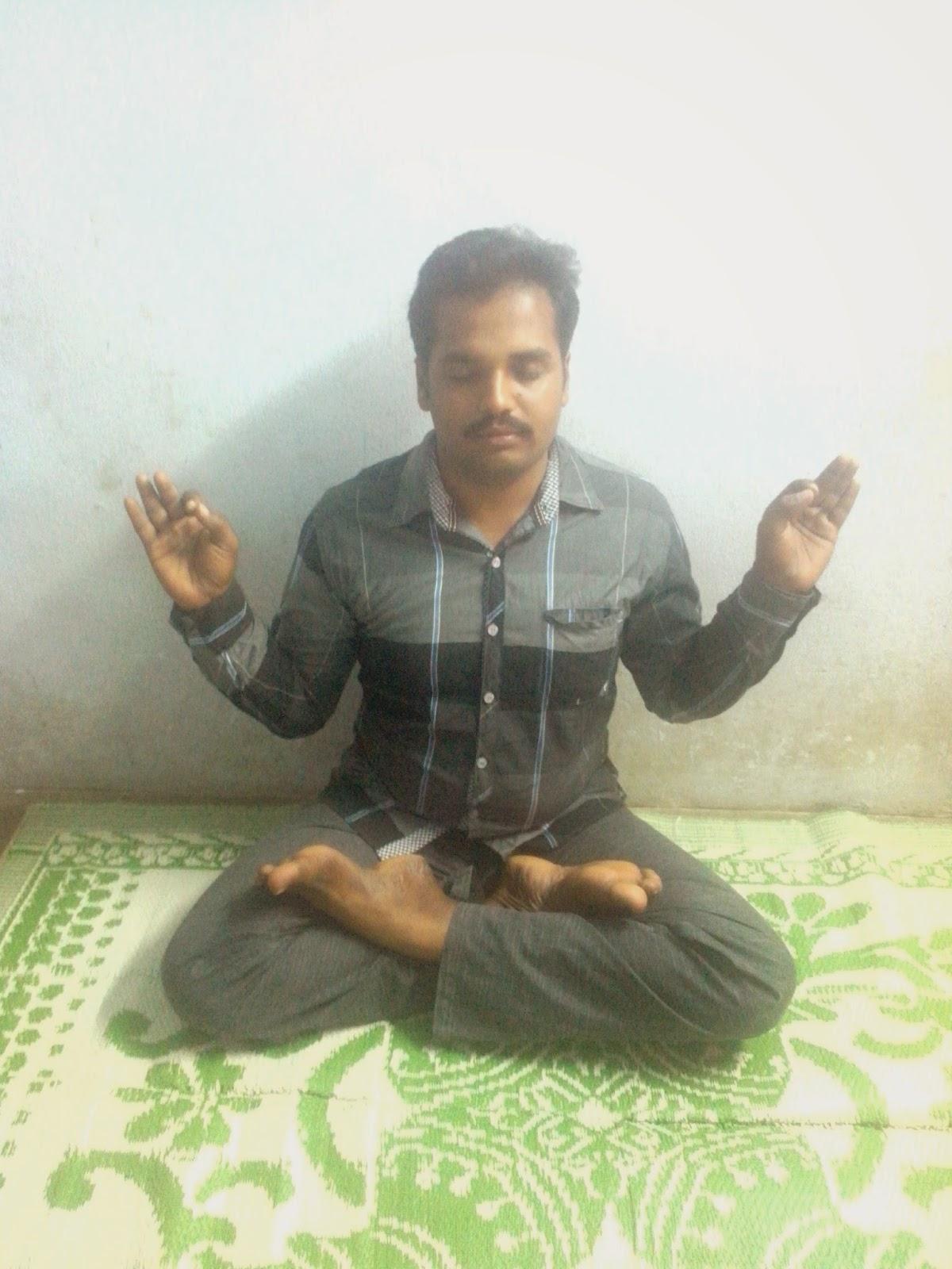 Vairagya Mudra  - Gyan Mudra Variations