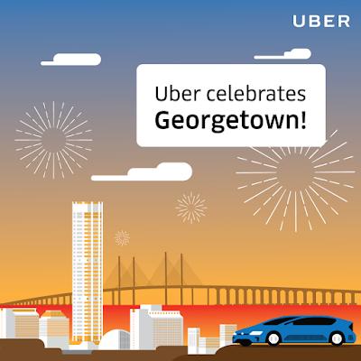 Uber Promo Code Penang George Town Festival