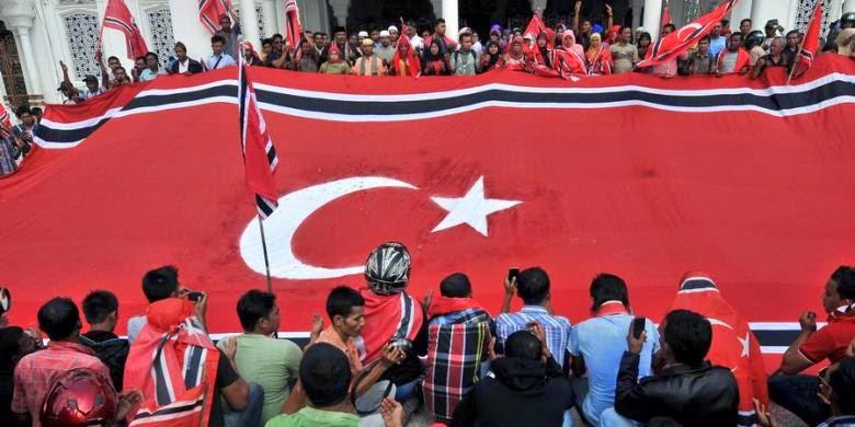 Mendagri Tak Paham, Bendera Aceh Sudah Sah Sesuai Hukum