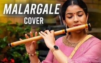 Malargale (Flute Cover) – Sruthi Balamurali | A.R. Rahman