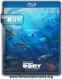 Procurando Dory Torrent – BluRay Rip 720p | 1080p Dual Áudio 5.1 (2016)